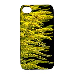 Golden Rod Gold Diamond Apple Iphone 4/4s Hardshell Case With Stand by BangZart