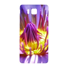 Flower Blossom Bloom Nature Samsung Galaxy Alpha Hardshell Back Case