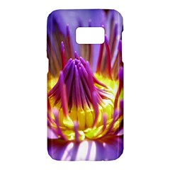 Flower Blossom Bloom Nature Samsung Galaxy S7 Hardshell Case
