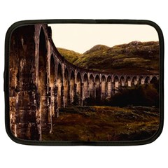 Viaduct Structure Landmark Historic Netbook Case (large) by BangZart