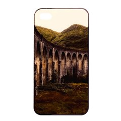 Viaduct Structure Landmark Historic Apple Iphone 4/4s Seamless Case (black)