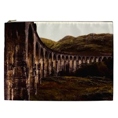 Viaduct Structure Landmark Historic Cosmetic Bag (xxl)  by BangZart