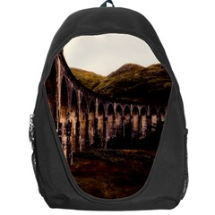 Viaduct Structure Landmark Historic Backpack Bag