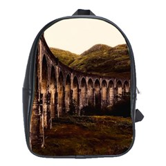 Viaduct Structure Landmark Historic School Bag (xl) by BangZart