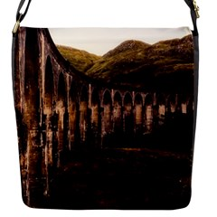 Viaduct Structure Landmark Historic Flap Messenger Bag (s)