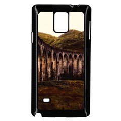 Viaduct Structure Landmark Historic Samsung Galaxy Note 4 Case (black)