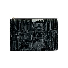 Venice Italy Gondola Boat Canal Cosmetic Bag (medium)