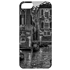 Venice Italy Gondola Boat Canal Apple Iphone 5 Classic Hardshell Case by BangZart
