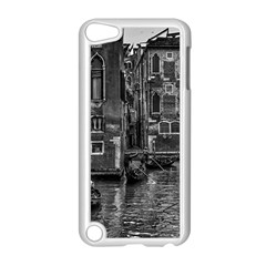 Venice Italy Gondola Boat Canal Apple Ipod Touch 5 Case (white) by BangZart