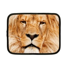 Africa African Animal Cat Close Up Netbook Case (small)