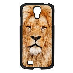 Africa African Animal Cat Close Up Samsung Galaxy S4 I9500/ I9505 Case (black)
