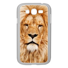Africa African Animal Cat Close Up Samsung Galaxy Grand Duos I9082 Case (white) by BangZart