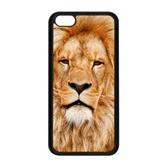 Africa African Animal Cat Close Up Apple Iphone 5c Seamless Case (black) by BangZart