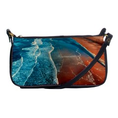 Sea Ocean Coastline Coast Sky Shoulder Clutch Bags
