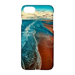 Sea Ocean Coastline Coast Sky Apple Iphone 7 Hardshell Case by BangZart