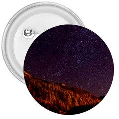 Italy Cabin Stars Milky Way Night 3  Buttons by BangZart