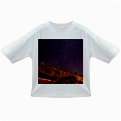 Italy Cabin Stars Milky Way Night Infant/toddler T Shirts