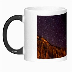 Italy Cabin Stars Milky Way Night Morph Mugs