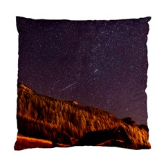 Italy Cabin Stars Milky Way Night Standard Cushion Case (one Side) by BangZart