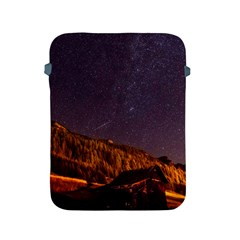 Italy Cabin Stars Milky Way Night Apple Ipad 2/3/4 Protective Soft Cases by BangZart