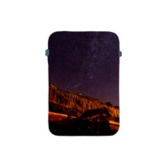 Italy Cabin Stars Milky Way Night Apple Ipad Mini Protective Soft Cases by BangZart