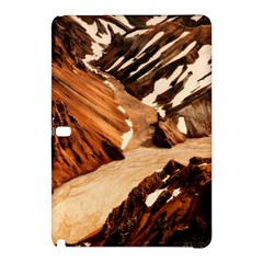 Iceland Mountains Snow Ravine Samsung Galaxy Tab Pro 12 2 Hardshell Case