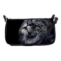 Feline Lion Tawny African Zoo Shoulder Clutch Bags