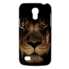 African Lion Mane Close Eyes Galaxy S4 Mini