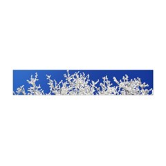Crown Aesthetic Branches Hoarfrost Flano Scarf (mini)