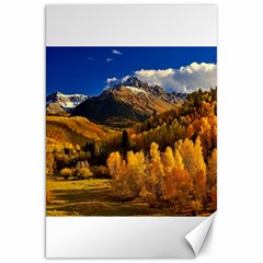 Colorado Fall Autumn Colorful Canvas 20  X 30