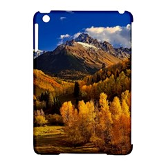 Colorado Fall Autumn Colorful Apple Ipad Mini Hardshell Case (compatible With Smart Cover) by BangZart