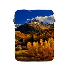 Colorado Fall Autumn Colorful Apple Ipad 2/3/4 Protective Soft Cases by BangZart