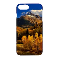 Colorado Fall Autumn Colorful Apple Iphone 7 Plus Hardshell Case by BangZart