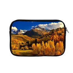 Colorado Fall Autumn Colorful Apple Macbook Pro 13  Zipper Case