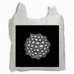 Strange Planet Recycle Bag (two Side)