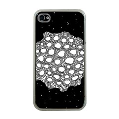 Strange Planet Apple Iphone 4 Case (clear) by jumpercat