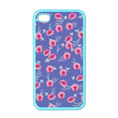 Roses And Roses Apple Iphone 4 Case (color) by jumpercat