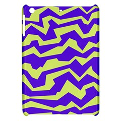 Polynoise Vibrant Royal Apple Ipad Mini Hardshell Case by jumpercat