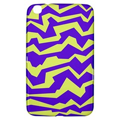 Polynoise Vibrant Royal Samsung Galaxy Tab 3 (8 ) T3100 Hardshell Case