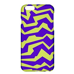 Polynoise Vibrant Royal Apple Iphone 6 Plus/6s Plus Hardshell Case by jumpercat