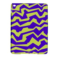 Polynoise Vibrant Royal Ipad Air 2 Hardshell Cases by jumpercat
