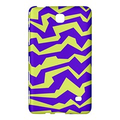 Polynoise Vibrant Royal Samsung Galaxy Tab 4 (7 ) Hardshell Case  by jumpercat
