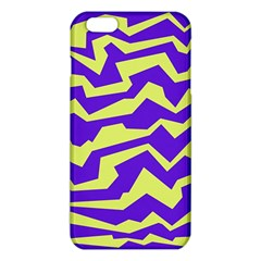 Polynoise Vibrant Royal Iphone 6 Plus/6s Plus Tpu Case by jumpercat