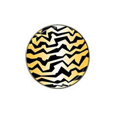 Polynoise Tiger Hat Clip Ball Marker by jumpercat