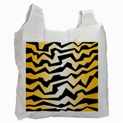 Polynoise Tiger Recycle Bag (two Side)