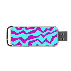Polynoise Shock New Wave Portable Usb Flash (two Sides)