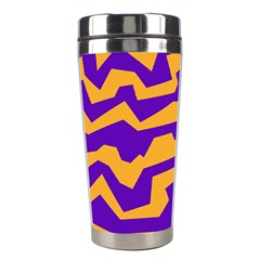 Polynoise Pumpkin Stainless Steel Travel Tumblers