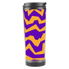 Polynoise Pumpkin Travel Tumbler