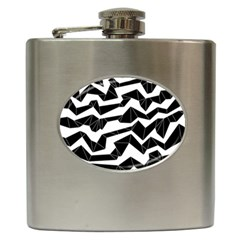 Polynoise Origami Hip Flask (6 Oz)