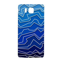 Polynoise Deep Layer Samsung Galaxy Alpha Hardshell Back Case by jumpercat